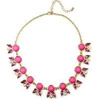 Pink Dominique Necklace