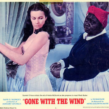 Gone With The Wind 11x14 Movie Poster (1939)