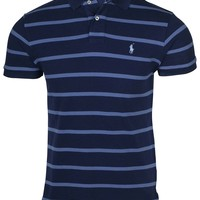 Polo Ralph Lauren Men's Custom Fit Multistripe Polo