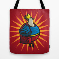 Tote Bags by Raven Jumpo