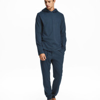 H&M Pajamas with Hooded Shirt $29.99