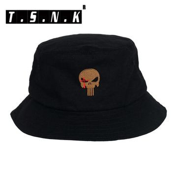 TSNK Outdoors Military Embroidery Tactical BONNIE HATS Round-brimmed Sun Hunting Cap fishing hat (Many colors)