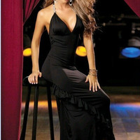 Hot Deal On Sale Cute Club Prom Dress Slim Mini Sexy Ball Gown Exotic Lingerie [6595882819]