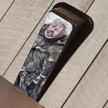 Hodor Doorstop - Hodor - Hold the Door - Doorstop / Game of Thrones / Hodor DoorStop / door stop / doorstopper / door wedge / GOT