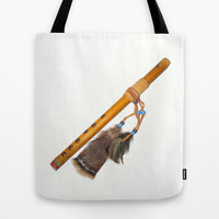 Flute Tote Bag by Gbcimages
