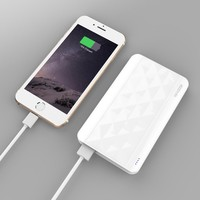 Kans Ultra Compact 4000mAh Portable Charger External Battery Power Bank for iPho...