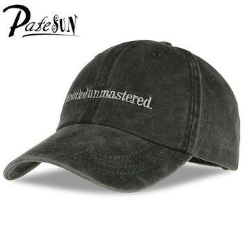 PEAPU3S Snapback Kendrick Lamar Untitled Unmastered Embroidery hip hop Dad Hat Rap Brand Baseball Cap ENOUGH Red Women Men gorras hombre