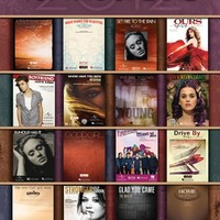 Top Hits Of 2012 (Top Hits of Piano Vocal Guitar)