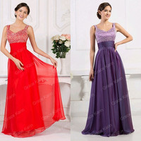 Sexy Womens Cocktail Party Ball Gown Evening Summer Formal Long Maxi Dresses = 1955636996