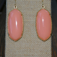 Peach Perfect Earrings