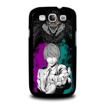 LIGHT AND RYUK DEATH NOTE Samsung Galaxy S3 Case Cover