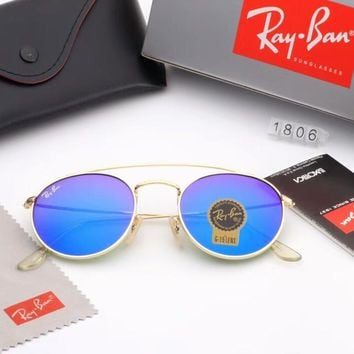 Ran Ban New  Fashion Polarized More Color Women Men Travel Leisure Eyeglasses Glasses