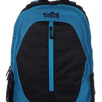 Blue Backpack