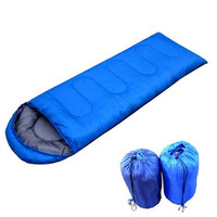 Outdoor Ultra-Light Portable Mini Sleeping Bag Camping Travel Envelope For Spring Summer Autumn Warm Weather Solid = 1714509124