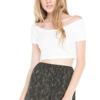 Brandy ♥ Melville |  Idaena Top - Just In