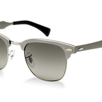 Check out Ray-Ban RB3507 49 CLUBMASTER ALUMINUM sunglasses from Sunglass Hut http://www.sunglasshut.com/us/8053672069341