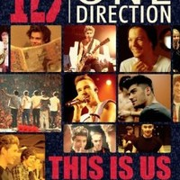 One Direction: This Is Us (2013) 12X18 Movie Poster (THICK) - Liam Payne, Harry Styles, Zayn Malik, Louis Tomlinson, Niall Horan