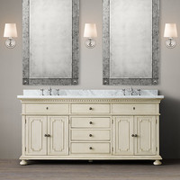 St. James Double Vanity Sink