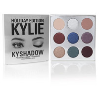 Kylie Cosmetics Limited Edition Holiday Collection ~ Holiday Palette Kyshadow