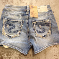Silver Jeans Co. Suki High Rise Short