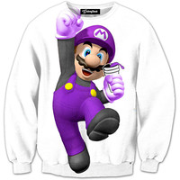 Super Purple Drank Crewneck