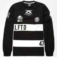 Lrg Iced Out Mens Sweatshirt Black  In Sizes