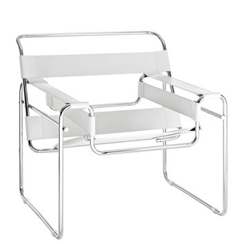 Wassily Chair, White