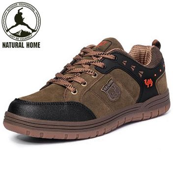 Natural Outdoor Hiking Shoes