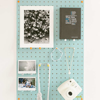 Block Design Pegboard - Urban Outfitters