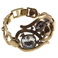 "30% off use promo code ""wanelo"" at checkout. Gypsy Glam Gold Bracelet"