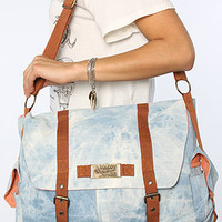 The Copy Kat Workbag in Denim
