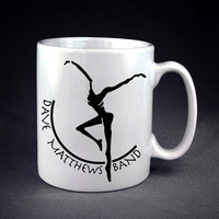 Dave Matthews Band Personalized mug/cup