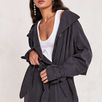 Kimchi Blue Clemmie Trench Coat - Urban Outfitters