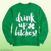 Drink Up St Patricks Bar Crawl