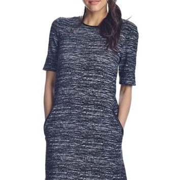 Women's Donna Morgan Jacquard Shift Dress,
