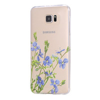 Flower Spring Samsung Galaxy s6 case, Galaxy S6 Edge Case, Galaxy S5 case C069