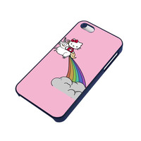 HELLO KITTY UNICORN iPhone 4 / 4S Case Cover