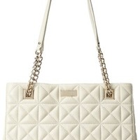 Kate Spade New York Sedgewick Place Small Phoebe Shoulder Bag Pale Cream One Size