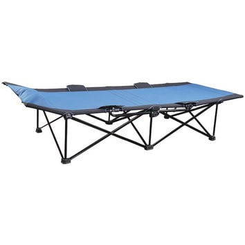 Heavy-Duty Camp Cot