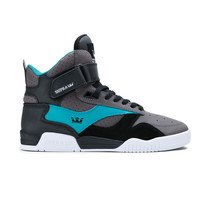 Supra - Bleeker - Charcoal Green