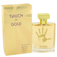 90210 Touch of Gold by Torand Eau De Parfum Spray 3.4 oz