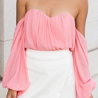 Contemporary Off-the-Shoulder Top - Women - New Arrivals - 2000132835 - Forever 21 Canada English