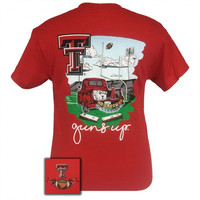 Texas Tech Red Raiders Tailgates & Touchdowns Party T-Shirt