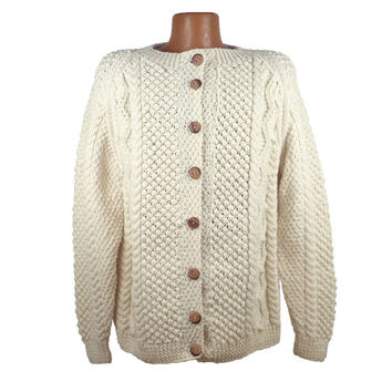 f15609d41fa Best Chunky Cream Knit Sweater Products on Wanelo