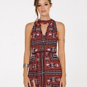 Riviera Maya Mini Dress