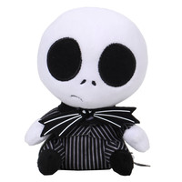 Funko The Nightmare Before Christmas Jack Skellingon Mopeez Plush