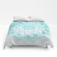 Mandala Breeze Comforters by rskinner1122