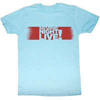 Saturday Night Live Red Stripe T-Shirt