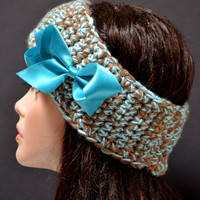 Crochet Hair Band/ Ear warmer