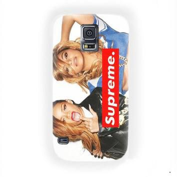 Beyonce Supreme Music Yonce For Samsung Galaxy S5 Case